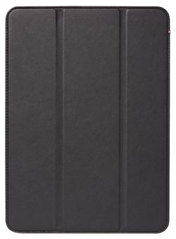 Decoded Apple iPad Pro 11 pouces (2020)/(2018) Book Case Cuir Noir