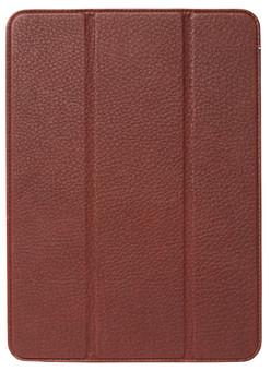 Decoded Apple iPad Pro 11 pouces Book Case Cuir Brun