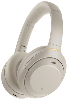 Sony WH-1000XM4 Zilver
