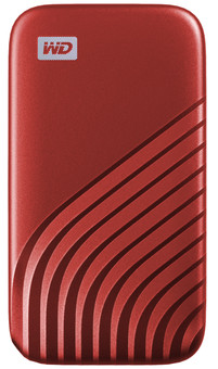 WD My Passport 2 To SSD Red