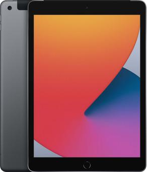 Apple iPad (2020) 10.2 inches 32GB WiFi + 4G Space Gray