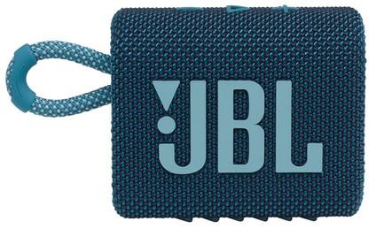 JBL GO 3  Blauw