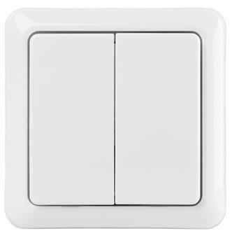 KlikAanKlikUit Draadloze Wandschakelaar AWST-8802