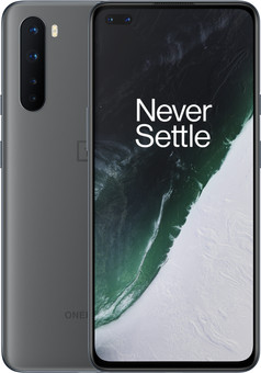 OnePlus Nord 256GB Lichtgrijs 5G