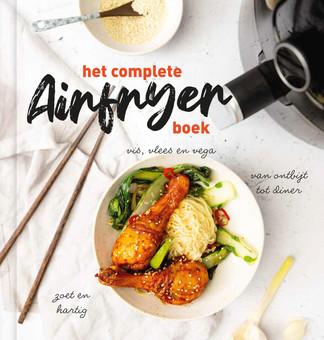 Het complete airfryer boek