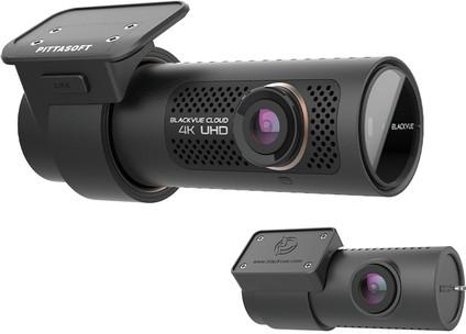 BlackVue DR900X-2CH Premium 4K UHD Cloud Dashcam 64GB
