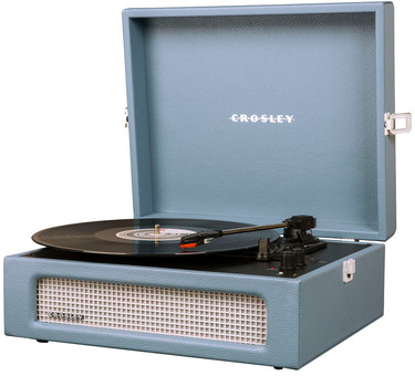 Crosley Voyager Blue
