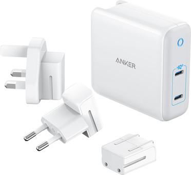 Anker Power Delivery Oplader met 2 Usb C Poorten 60W