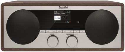 Technisat Digitradio 451 CD IR Hout