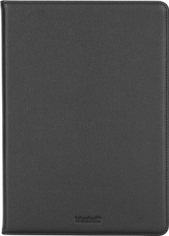 BlueBuilt iPad (2020)/(2019) et iPad Air (2019) Book Case Cuir Noir