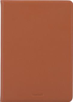 BlueBuilt Apple iPad (2020)/(2019) et iPad Air (2019) Book Case Cuir Brun