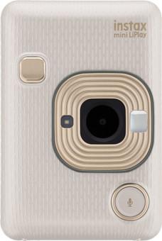 Fujifilm Instax Mini LiPlay Beige Gold