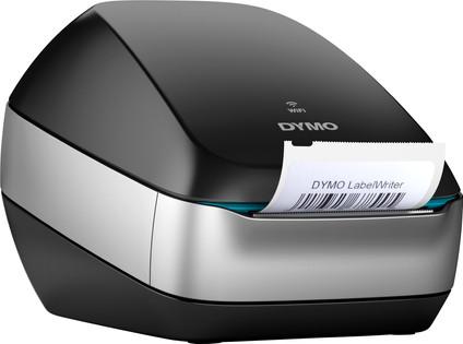 DYMO LabelWriter Wireless Labelmaker Zwart