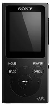 Sony NWE394 8 GB Zwart