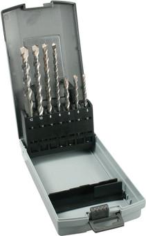 Makita Set de 7 Forets à percussion P2S SDS-Plus 5 à 12 mm
