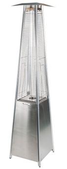 Arpe Sears Chauffage à flammes en acier inoxydable 190 cm
