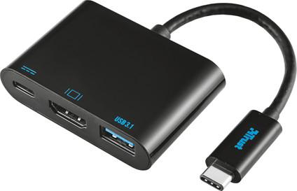 Trust Urban USB C Multipoort Adapter