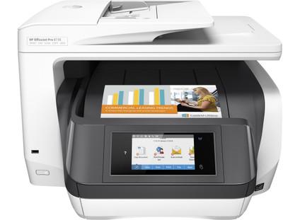 HP OfficeJet Pro 8730 Tout-en-Un (D9L20A)