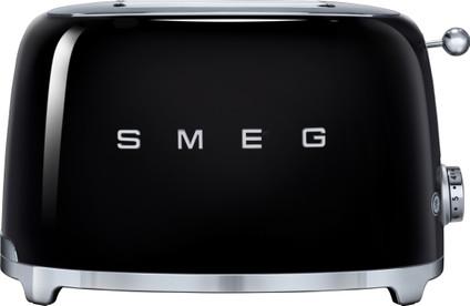 SMEG TSF01BLEU Zwart
