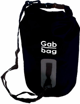 Gabbag Dry 25L Zwart