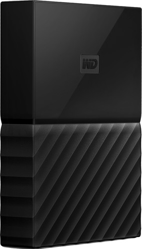 WD My Passport for Mac 4 TB Type-C Main Image