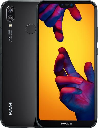 Huawei P20 Lite Noir Main Image