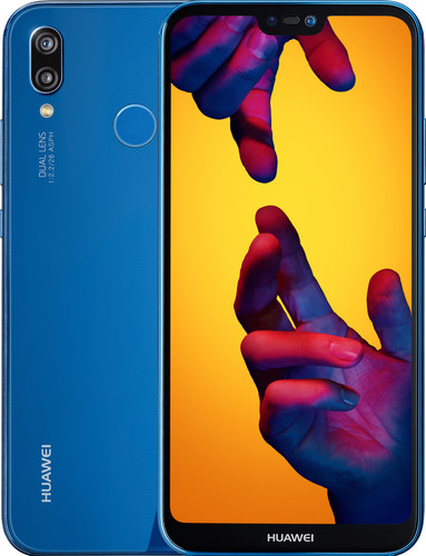 Huawei P20 Lite Blue Main Image