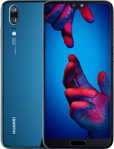 Huawei P20 Blauw Main Image
