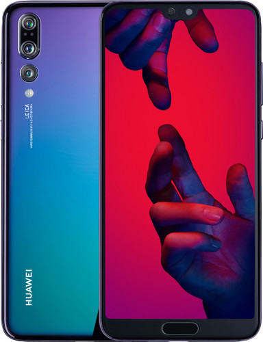 Huawei P20 Pro Purple Main Image