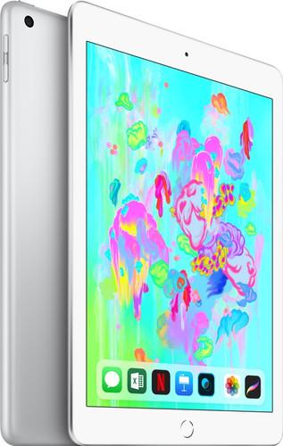 Apple iPad (2018) 32GB Wifi + 4G Silver Main Image