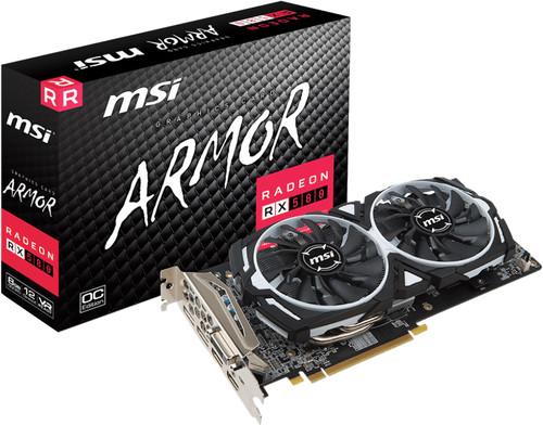 MSI Radeon RX 580 Armor 8G OC Main Image