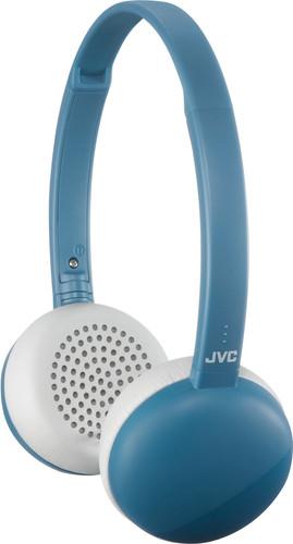 JVC HA-S20BT Blue Main Image