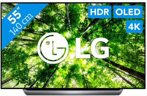 LG OLED55C8P Main Image