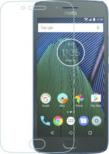 Azuri Motorola Moto G5 Protège-écran Verre trempé Main Image