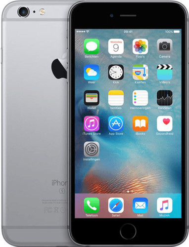 Apple iPhone 6s 128GB Space Gray Main Image