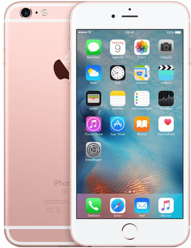 Apple iPhone 6s 128 Go Or rose Main Image