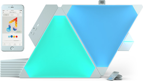 Nanoleaf Rhythm Smarter Kit Main Image