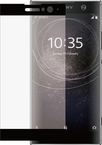 Azuri Protège-écran en Verre trempé pour Sony Xperia XA2 Noir Main Image