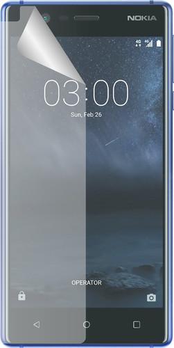 Azuri Protège-écran en plastique pour Nokia 3 Lot de 2 Main Image
