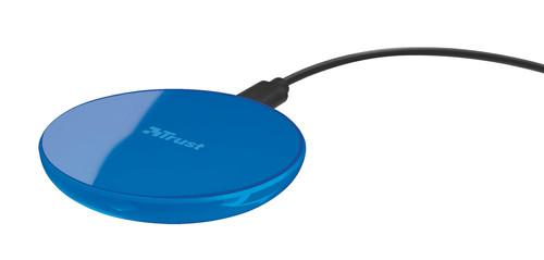 Trust Primo10 Qi Chargeur sans fil 10 W Bleu Main Image