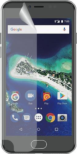 Azuri General Mobile GM6 Protège-écran plastique Lot de 2 Main Image