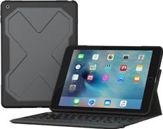 ZAGG Rugged Messenger 7 Color iPad (2017) Keyboard Cover AZERTY Main Image