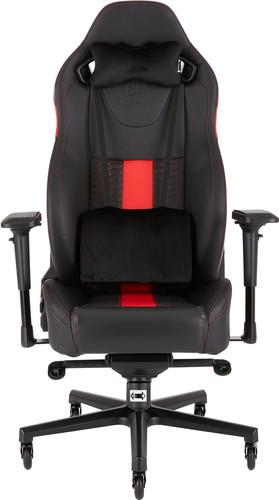 Corsair T2 Road Warrior Gaming Chair Black/Red Main Image