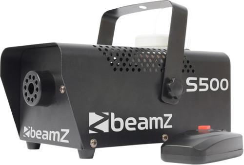 Beamz S500 Rookmachine incl. vloeistof Main Image