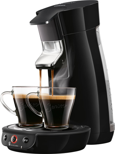 Philips Senseo Viva Café HD6563/60 Black Main Image