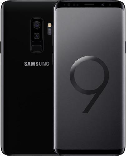 Samsung Galaxy S9 Plus 256GB Black Main Image