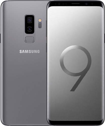 Samsung Galaxy S9 Plus 256GB Gray Main Image