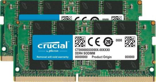 Crucial 16GB SODIMM DDR4-2400 Kit 2x 8GB Main Image