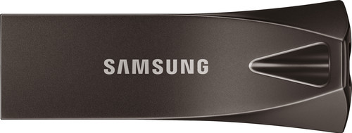 Samsung USB Stick Bar Plus 128GB Gray Main Image