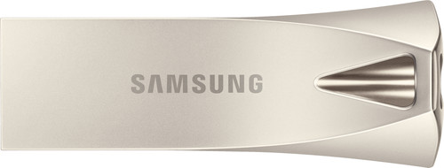 Samsung USB Flash Drive Bar Plus Silver 64GB Main Image